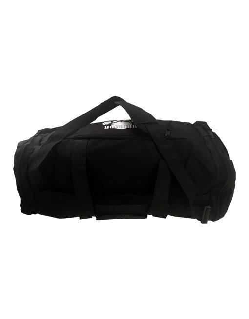 sac musculation powerlifting - sac de sport noir