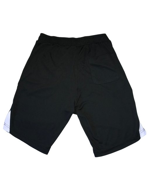 black fitness short - powerlifting short