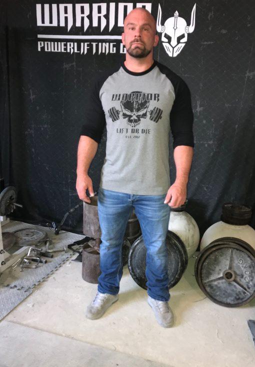 tshirt manche longue musculation
