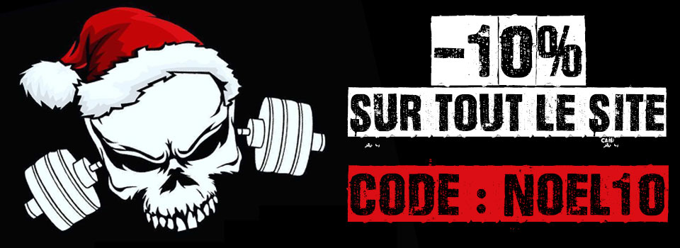 code promo vetement fitness musculation