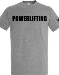 t-shirt warrior powerlifting - t-shirt warrior powerlifting - tshirt sport personnalise nom
