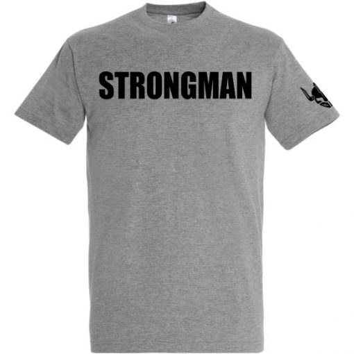 tshirt personnalise strongman - tshirt ajouter votre nom