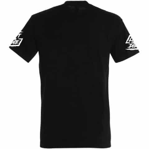t-shirt musculation noir