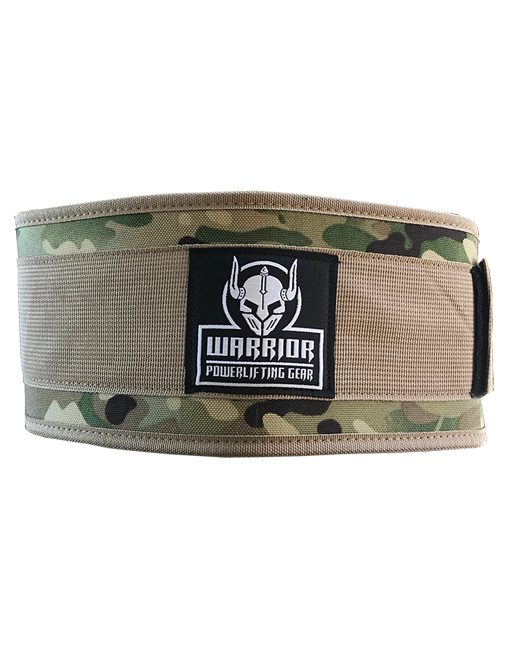 ceinture musculation camo warrior