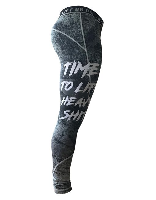 legging warrior homme - legging sport homme - legging fitness homme - legging bodybuilding