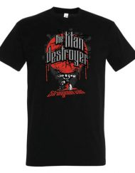 tshirt strongman titan destroyer - strongman U105