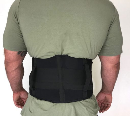 ceinture douleur dorsal neoprene 7mm - ceinture lombaire musculation