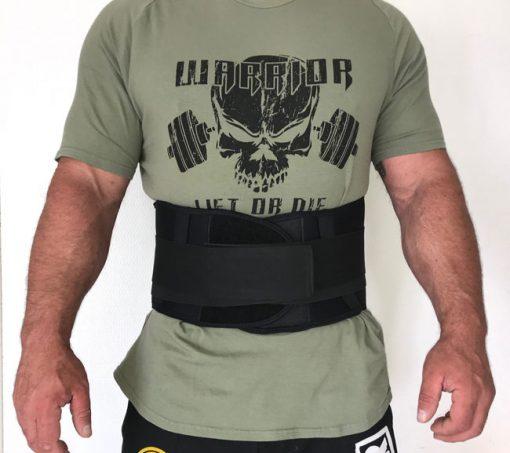 ceinture strongman - sous ceinture strongman - ceinture dorsal neoprene