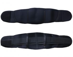 sous ceinture neoprene dorsal 7mm - ceinture musculation - ceinture strongman - ceinture lumbago