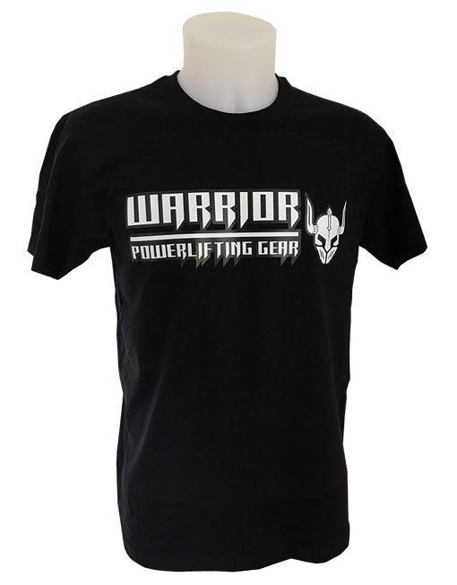 tshirt warrior powerlifting gear