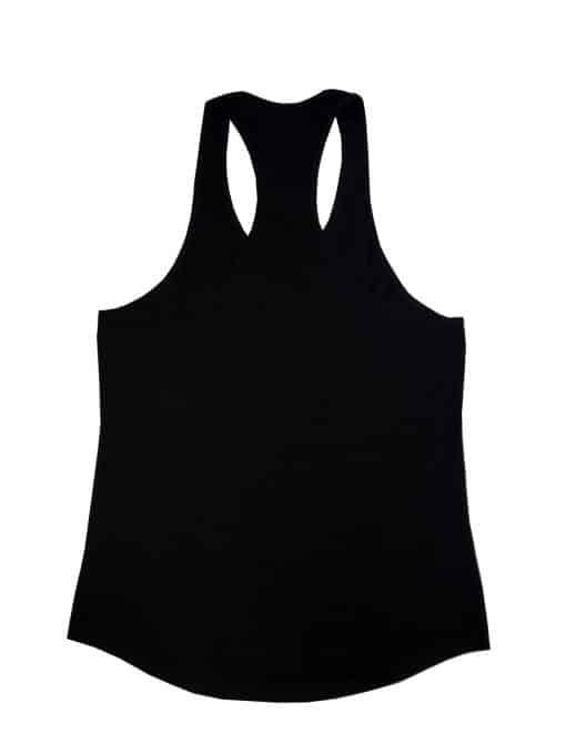stringer noir bodybuilding