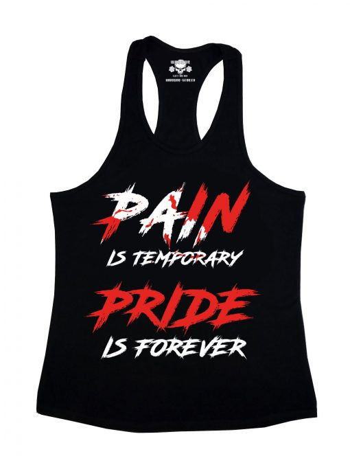 stringer pain is temporary pride is forever
