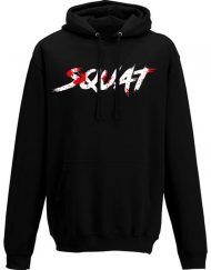 sweat capuche noir squat - sweat powerlifting
