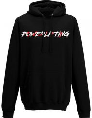 sweat capuche powerlifting - sweat force athletique - materiel force athletique