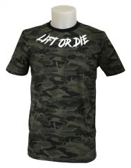 tshirt camo lift or die - tshirt competition camouflage