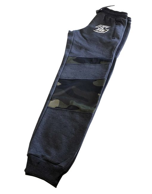 jogging warrior gear - ensemble survetement sport camo