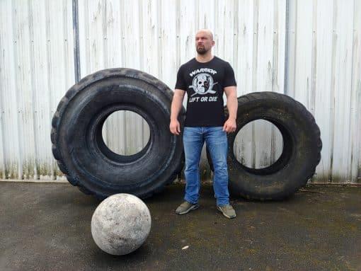 tshirt fitness noir - tshirt musculation noir hardcore