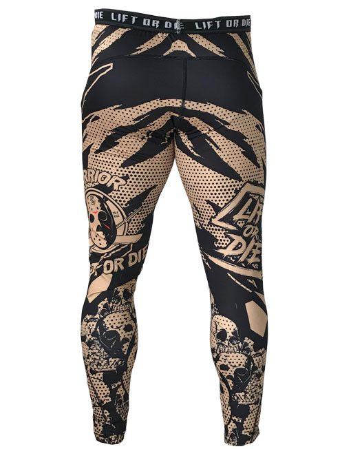 legging musculation jason - legging warrior gear