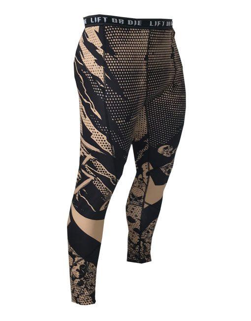 legging powerlifting - legging fitness - legging bodybuilding