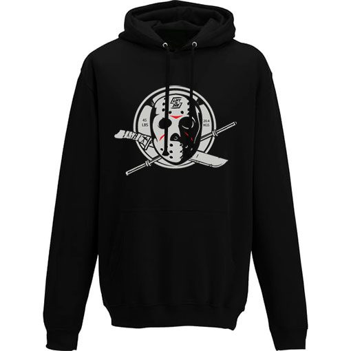 sweat capuche musculation hardcore - sweat jason lift or die Warrior Gear