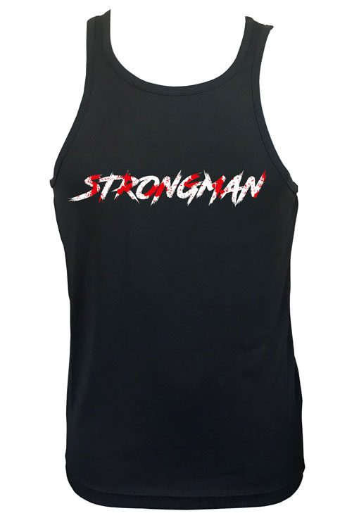 debardeur strongman warrior gear