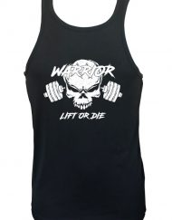 debardeur warrior gear - débardeur musculation - fitness