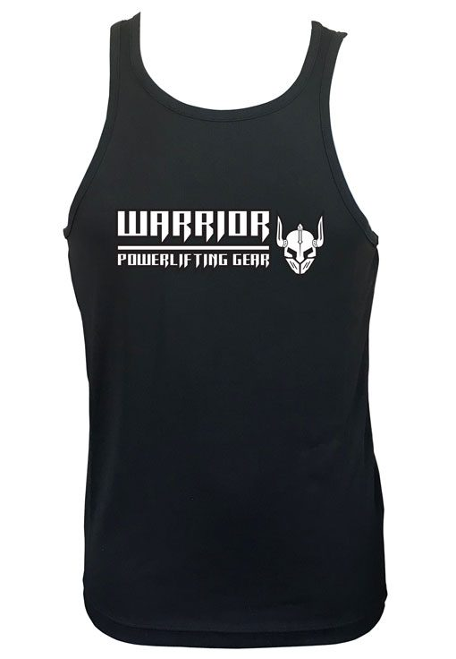 debardeur warrior powerlifting gear