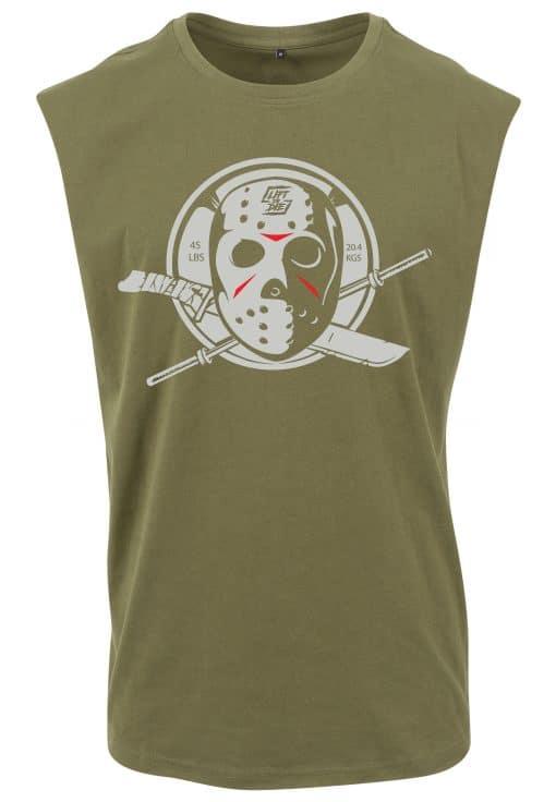 t-shirt sans manche jason warrior gear
