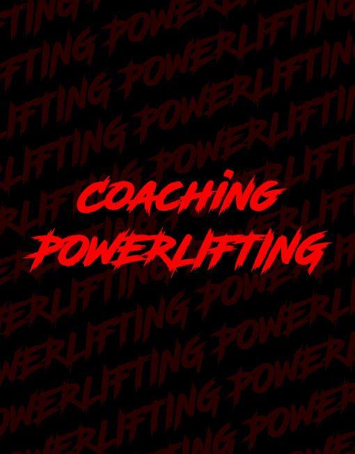 coach powerlifting - coach 3 mouvements - coach squat - coach développé couché - coach soulevé de terre