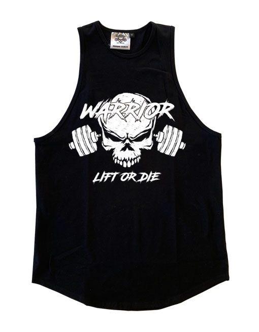 debardeur bodybuilding warrior rage