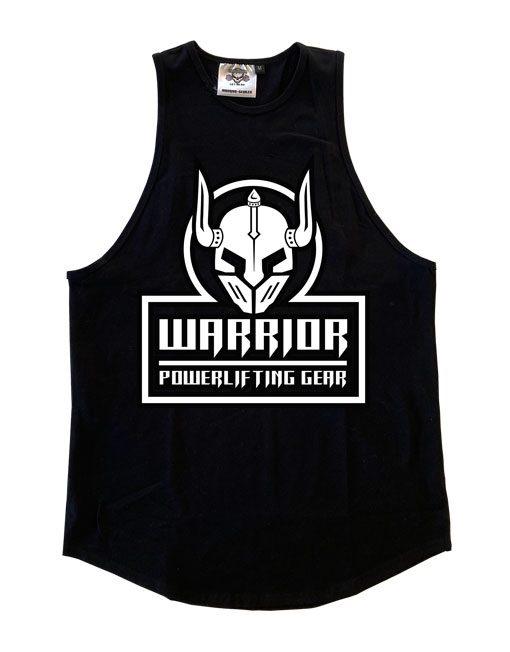 debardeur warrior powerlifting