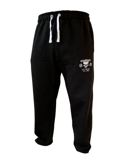 jogging musculation noir warrior - jogging warrior gear