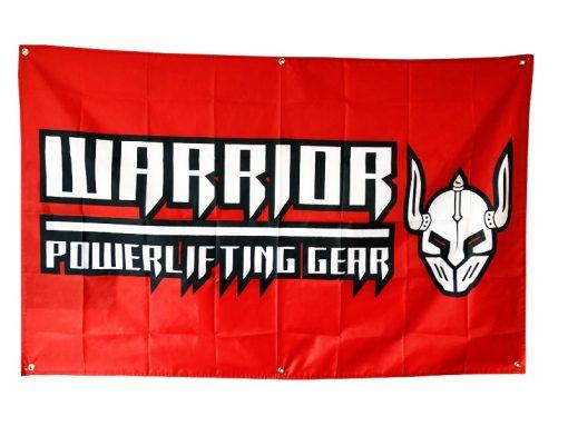 drapeau homegym warrior gear powerlifting