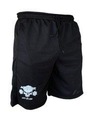 short noir musculation warrior gear